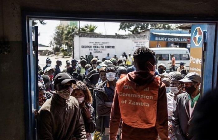 WhatsApp est bloqué lors des élections en Zambie